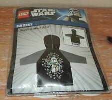 BOYS GIRLS LEGO STAR WARS RAIN SLICKER JACKET ABG Accessories Black Red Size 2/3
