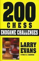 200 Chess Endgame Challenges (Paperback or Softback)