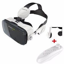 UK BOBOVR Z4 120° FOV 3D VR Box Virtual Reality Headset Video+ Bluetooth Gamepad