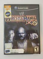 WWE WrestleMania X8 (Nintendo GameCube, 2004) No Manual