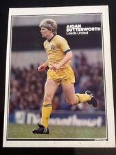 Leeds United Surname Initial B Football Prints
