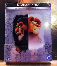 STEELBOOK Blu-ray /4K The Lion King [ Edition Limitee  ]