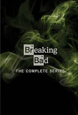 Breaking Bad: Complete Series Season 1-6 All Seasons on  DVD Box Set-Brand New