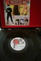 "Culture Club ‎– Church Of The Poison Mind Vinyl 7"" P/S Single UK VS 571 1983"