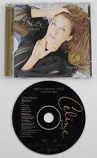 CELINE DION The Collector's Series Volume 1 CD album UK/Eur Epic  (Disc NM)