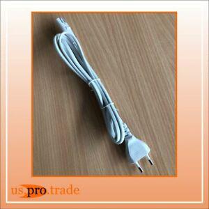 Netzanschlusskabel Eurostecker/Doppelnutbuchse, weiß (Art.-Nr. EL1005)