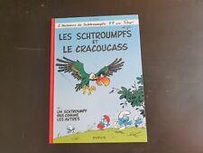 bande dessinée BD : les schtroumps 5 - les schtroumpfs et le cracoucass - peyo