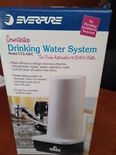 Filtro agua EVERPURE SIN INSTALACION  Domestic water filter WITHOUT INSTALATION