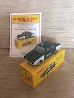 Atlas Dinky Toy 551 Ford Taunus Polizeiwagen