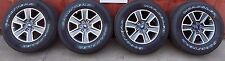 2015 2016 2017 FORD F150 F-150 FX4 18 INCH TAKEOFF WHEELS AND TIRES SET PACKAGE