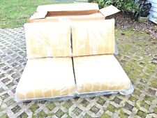 BRITISH COLONIAL LOVESEAT replacement cushions