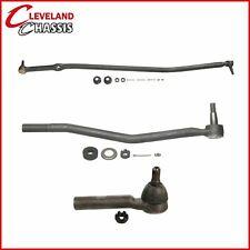 1 Front Drag Link 2 Tie Rod Ends Ford Econoline E250 E350 Van 77-91