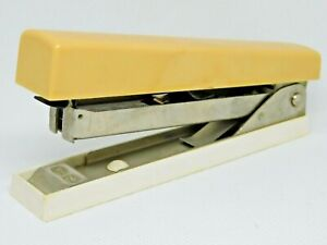Vintage Soviet Stapler With Staples. USSR. 1970-1980s. Working!