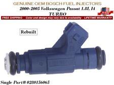 Remanufactured Bosch Injectors Set of 4 VW Audi 1.8 0280156065 06B13351M