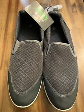 OT Revolution Actionflex Mens Slip-On Tennis Shoes Gray New 25479701  Size 9