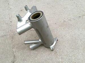 Ducati Monster 1000 Rahmen + Brief 03/2003 Unfall Lenkkopf
