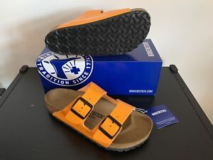 Birkenstock Arizona BS Marygold - Regular Fit - UK Size 5 BNIB RRP £70