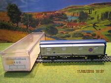 Wagon couvert Electrotren N°1480 pour locomotive Fleischmann