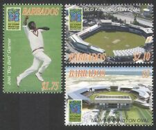 Barbados 2007 Cricket/Sport/Games/Stadium/Buildings/Architecture 3v set (n39477)