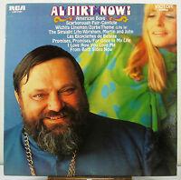 "12"" 33 RPM STEREO LP - RCA VICTOR LSP-4101 - AL HIRT ""NOW!"" (1968)"