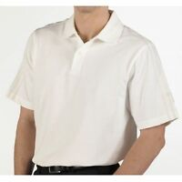 "ASHWORTH MENS S 42"" WHITE GOLF POLO SHIRT TOP BNWT m 3"