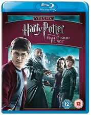 Harry Potter And The Half-Blood Prince (Blu-ray & DVD 2009) FREE SHIPPING