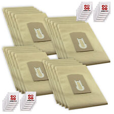 Dust Bags for ORECK XL Series Vacuum Cleaner x 20 + Fresheners