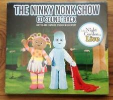 In The Night Garden Live - The Ninky Nonk Show CD Soundtrack