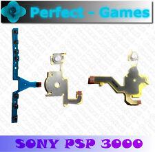 nappe boutons touches pavé directionnels droite gauche haut bas volume PSP 3000
