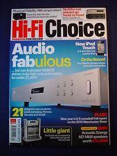 Hi Fi Choice magazine - December 2010 - Audiolab 8200CD