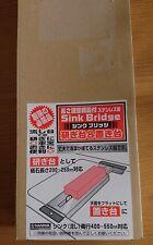 IZ-1111 NANIWA sink bridge sharpening stand & placing table F/S from JAPAN