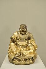 BUDDHA CHINA DICK HAPPY KUGEL BIG FAT GLÜCK FIGUREN SKULPTUREN DEKO