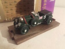 bentley 4,5 litres 1932  brumm  r114