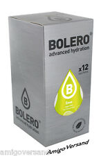 Bolero DRINKS - Lime (Limette) - 12 Beutel für 18 Liter