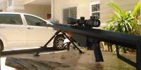 PLANS - Barrett Inert Replica M1914 Build Modelling MODEL PLANS dvd