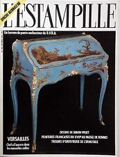 L'Estampille n°196- : Dessins de Simon Vouet Trésors d'Orfévrerie de l'Ermitage