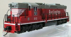 ATLAS N' SD24 Burlington #512 New condition, box missing!