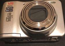 camera, Nikon, Coolpix LS VR VIBRATION REDUCTION 7.2 Mega Pixel 5X Zoom