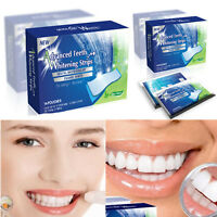 Unisex Teeth Whitening Strips Tooth Bleaching Whiter Whitestrips Professional