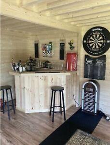 Home Drinks Corner Bar 5ft