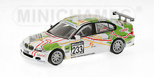 Minichamps 400052433 - 1/43 SCALE BMW 320i NURBURGRING 2005 PRIAUL/MUELLE/HU