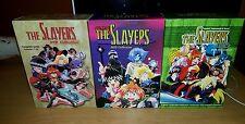 The Slayers Anime DVD Collection 1-78 English