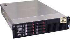 HP Server mit Xeon-Prozessor und Firmennetzwerke 16GB (RAM) Speicherkapazität