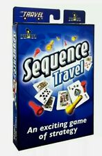 Jax Sequence Travel Board Game