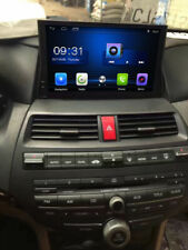 For Honda Accord Car GPS Navigation Radio Stereo Headunit WIFI BT TV Android