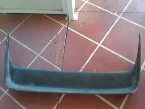 ORIGINAL 1977-1988 PORSCHE 924 944 968 REAR SPOILER WING