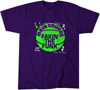 Main Source Fakin The Funk Promo T-Shirt - Classic Hip-Hop