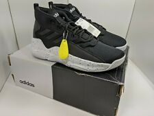 New listing Adidas Street Fire Basketball Shoes BB6929 Men's US Size 8.5 Black