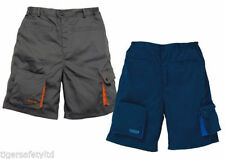 "Mid 7 to 13"" Inseam Cotton Cargo, Combat Shorts for Men"