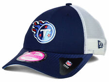 Tennessee Titans NFL New Era 9Forty 940 WOMENS Trucker Mesh Adjustable Cap Hat